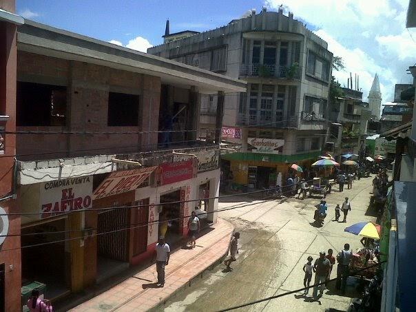 Conozco mi municipio barrios y corregimientos for Calle mateo de prado ourense