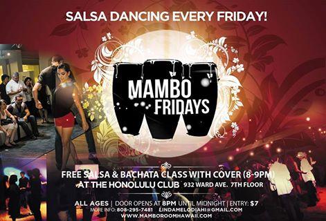 Mambo Fridays