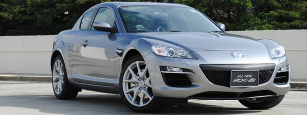 Mazda RX 8 Review Singapore