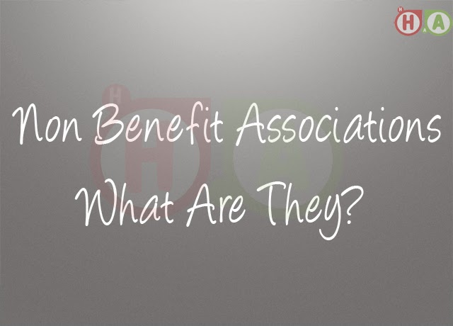 Non Benefit Associations - What Are They