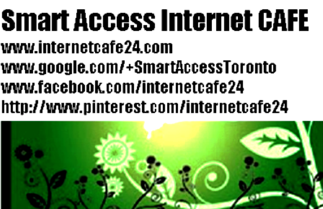 Smart Access Internet Cafe Toronto