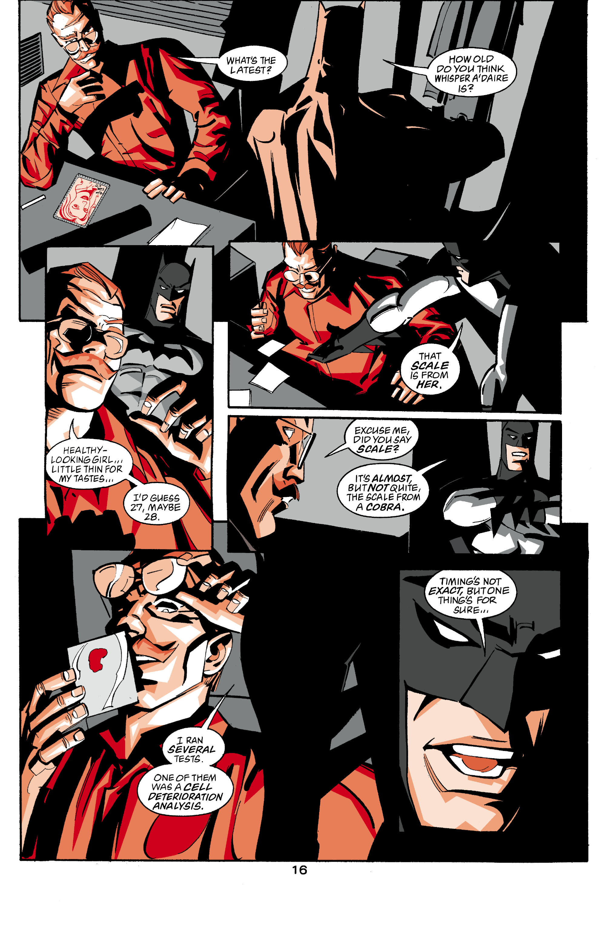 Detective Comics (1937) Issue #745 Page 16