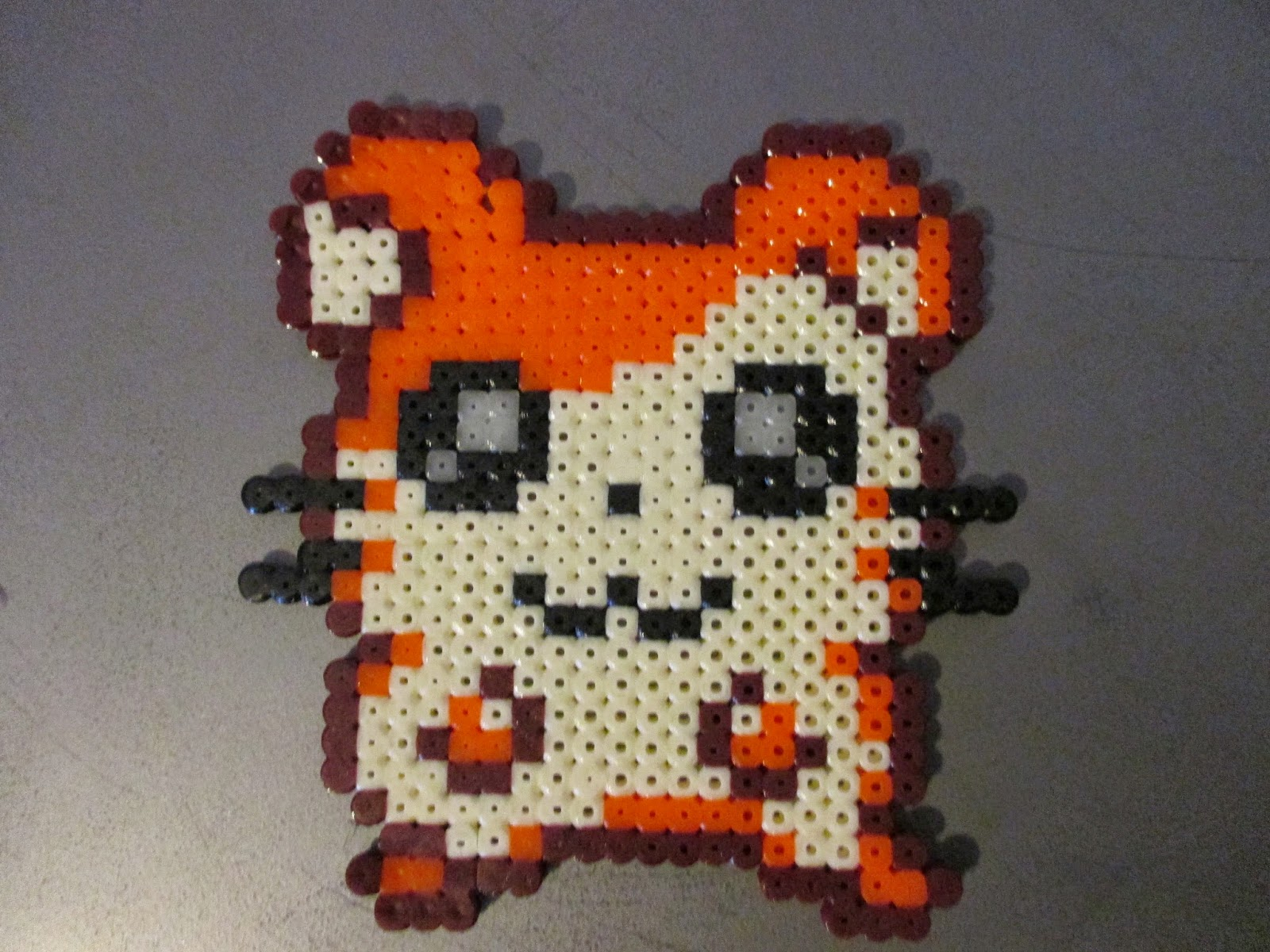 modèle pokémon pixel art