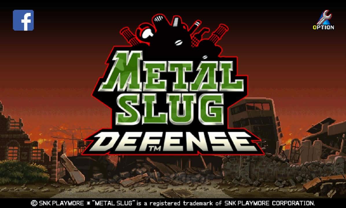 Metal Slug Defense Full Apk İndir