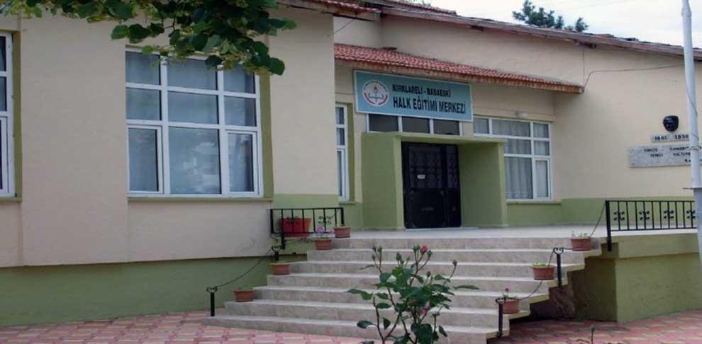 Kırklareli Babaeski Halk Eğitim Merkezi