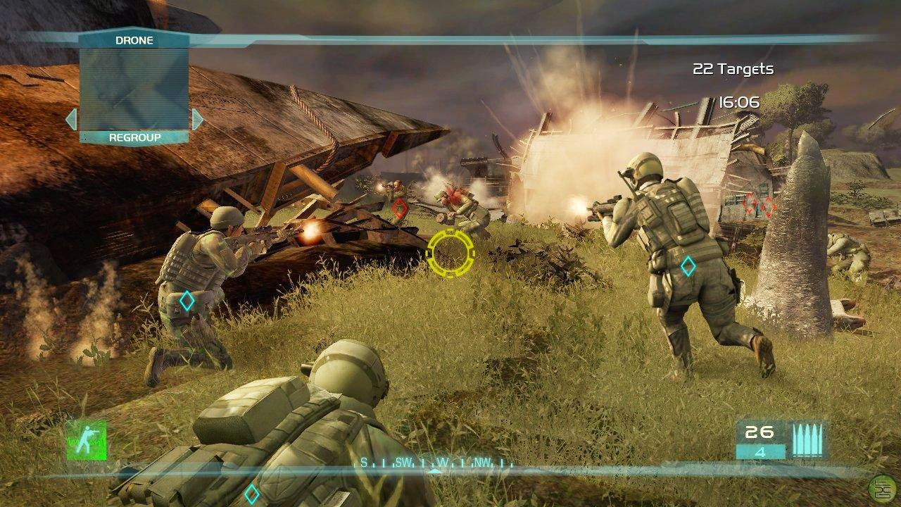 download tom clancy's ghost recon game full version