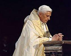 Papa Bento XVI e o Carmelo