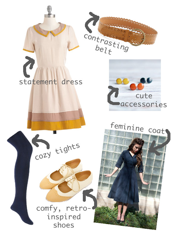 Flashback Summer:  Fall Wish Outfit!