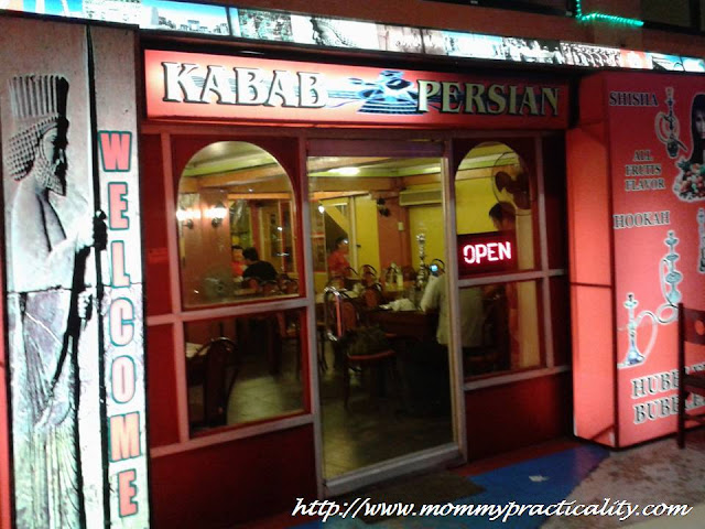 World Class Persian Kabab Exterior
