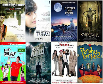 Film Bioskop Indonesia Desember 2012