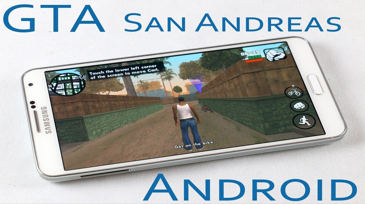 Download Game GTA San Andreas untuk Android Gratis