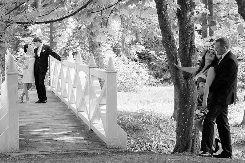 vestuvinė fotosesija burbiškės dvaro parke