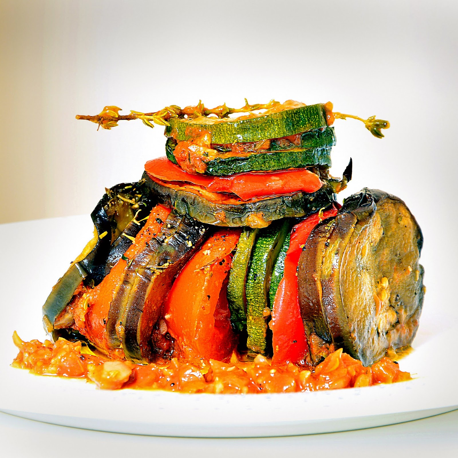 Ratatouille food