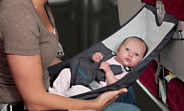 volar con bebe