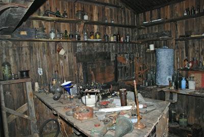 Scotts hut