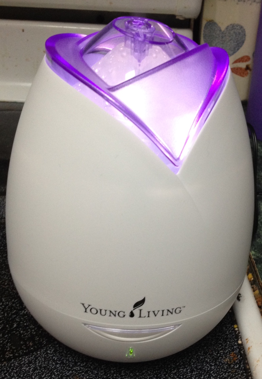Young Living Oils Home Diffuser