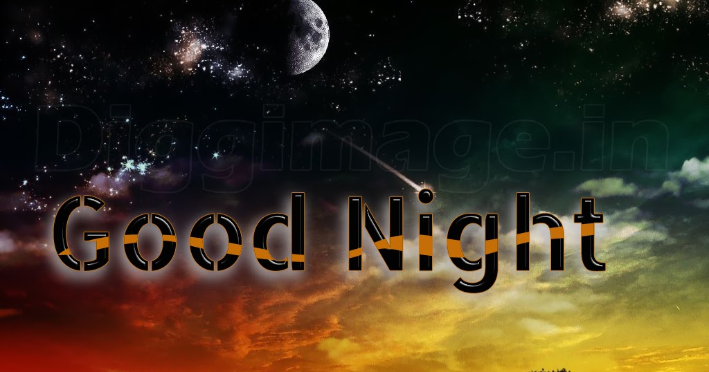 Wallpaper Good Night Wallpaper In 3d