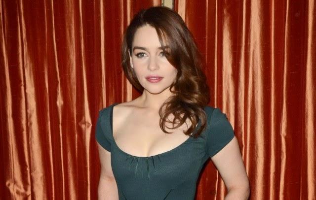 guapisima Emilia Clarke