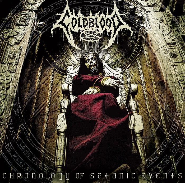 Coldblood - Chronology of Satanic Events