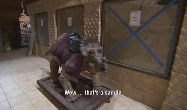 triceratops kreacjonistów