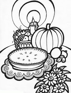 Free Coloring Pages October 2011