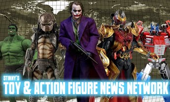 STINNY'S TOY & ACTION FIGURE NEWS NETWORK
