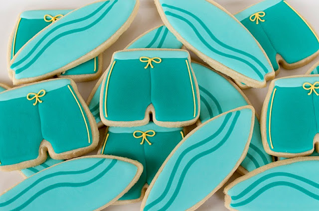 surfer cookies