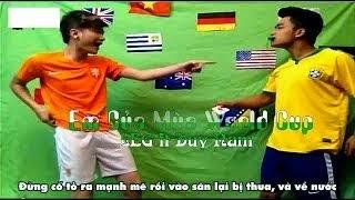 Em Của Mùa World Cup