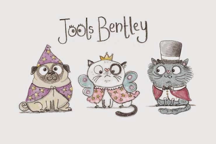 Jools Bentley Illustration