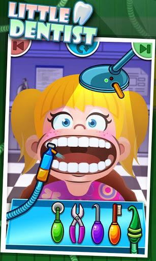 Little Dentist App