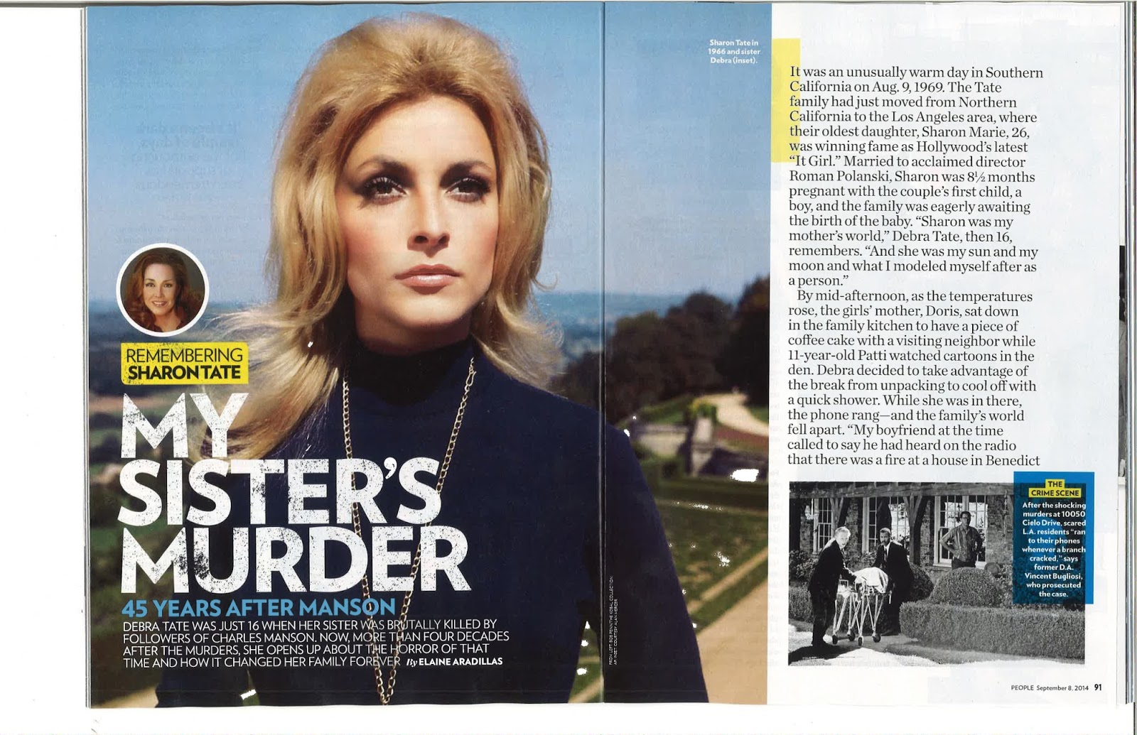 official tate labianca murders blog click on the scans to make them bigger so you can them