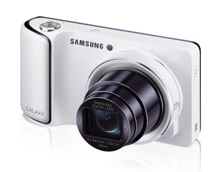 Samsung Galaxy EK-GC100 Smartphone Camera
