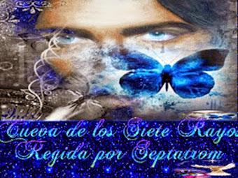 CUEVA DE LOS SIETE RAYOS REGIDA POR SEPTATROM