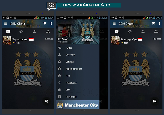 Download BBM Manchester City Versi 2.10.0.31 APK