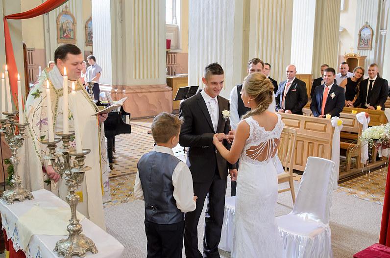 santuoka bažnyčioje