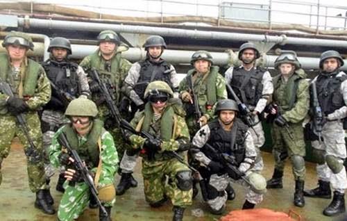 Pasukan Perang Khusus Terbaik Di Dunia