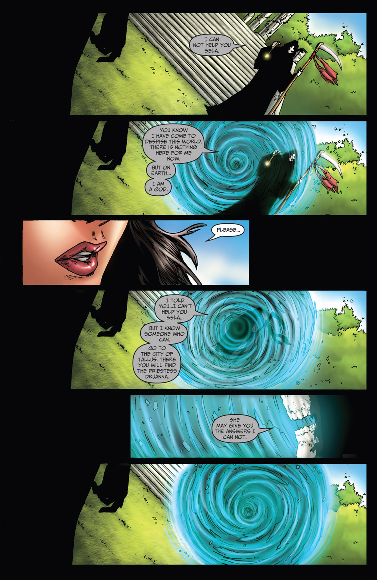 Grimm Fairy Tales (2005) Issue #56 #59 - English 21