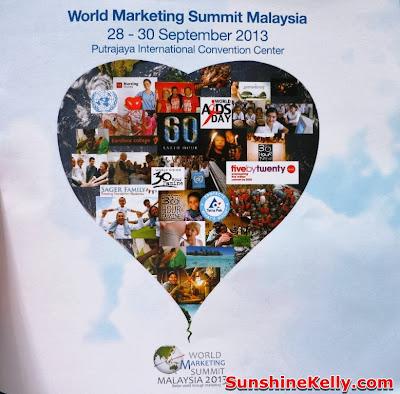 World Marketing Summit Malaysia 2013 (WMSM2013)