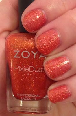 Zoya, Zoya Fall 2013 PixieDust Collection, Zoya nail polish, textured nail polish, matte nail polish, glitter nail polish, Zoya Dhara
