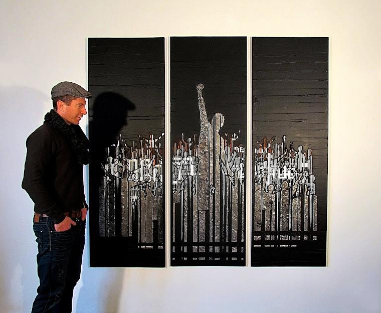 David Coquet Artiste Sculpteur et Peintre