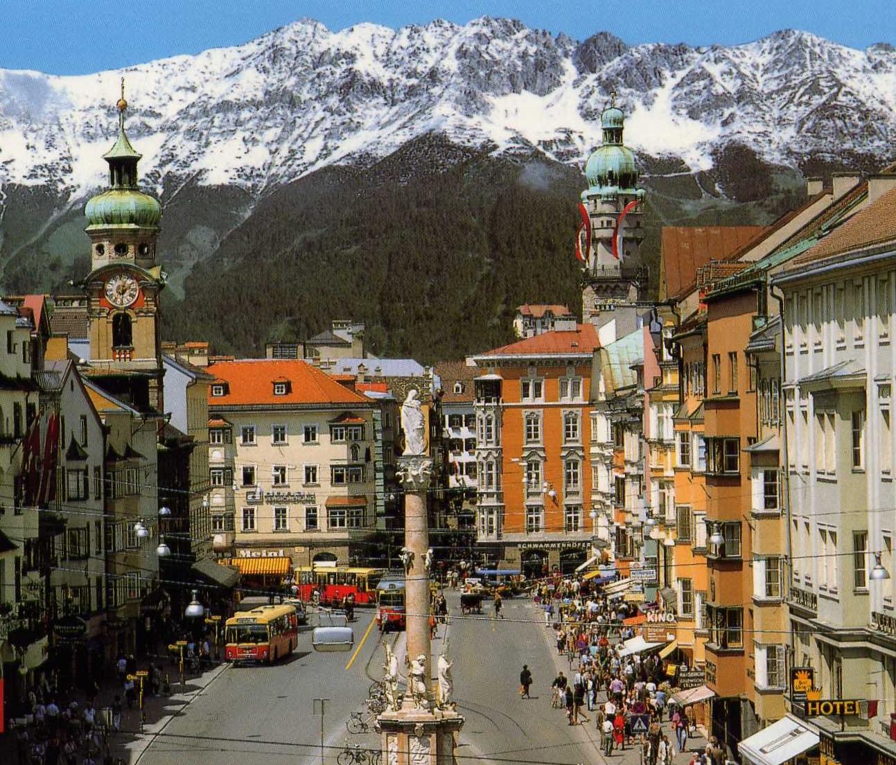 Posted in: Austria , Europe , Innsbruck , Winter Vacations: mahdollinentie.blogspot.com/2011/11/innsbruck-austria.html