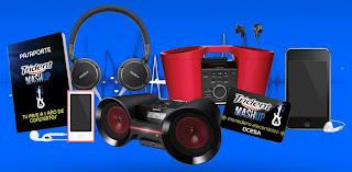 promocion Concurso trident mash up mexico 2013 gana conciertos, monedero electronico, ipods nano touch grabadoras sony audifonos