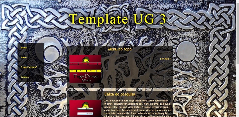 Template UG 3