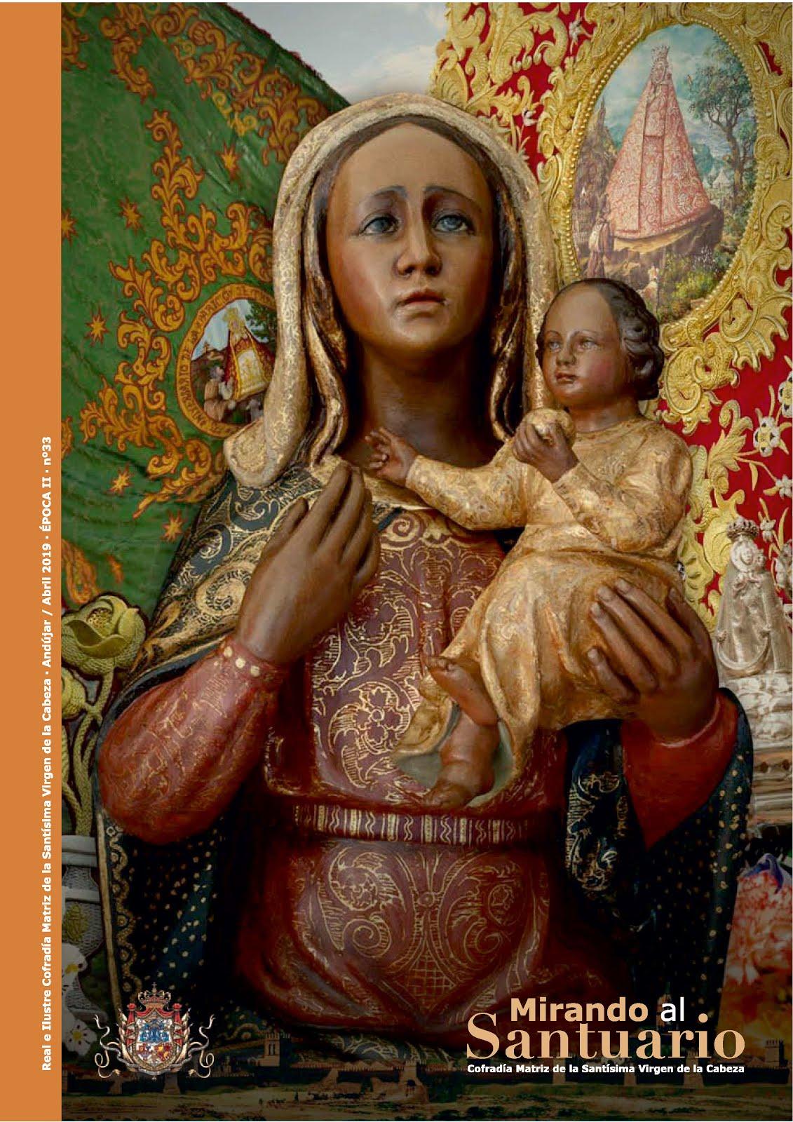 """Revista """"Mirando al Santuario"""" 2019"""