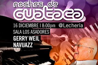 Navijazz llega a Lecherías - Venezuela, de la mano de Gerry Weil / stereojazz