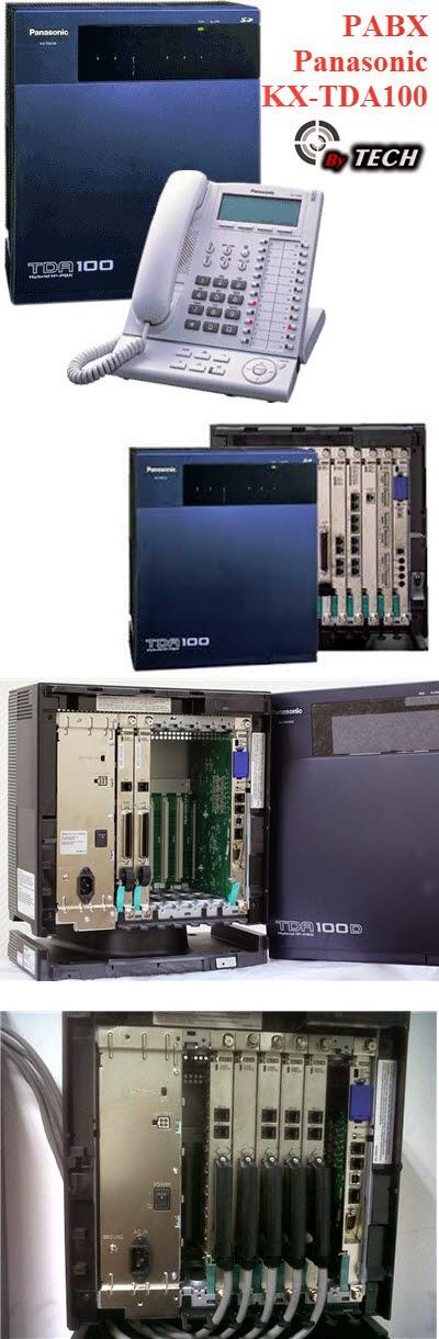 PABX Panasonic KX-TDA 100 bandung harga murah
