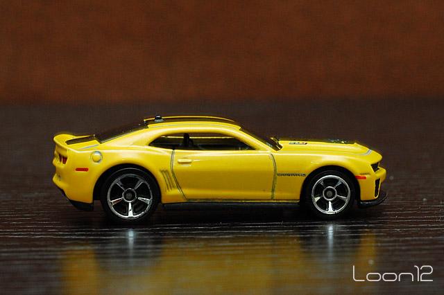 My Die Cast Life Hotwheels Chevrolet Camaro Zl1