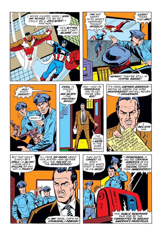 Captain America (1968) Issue #173 #87 - English 18