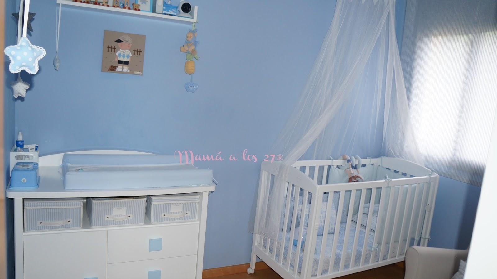 Mamá a los 27: Preparando la llegada del bebé III: La habitación
