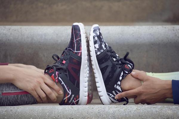 zapatillas deportivas Reebok Bershka edición limitada